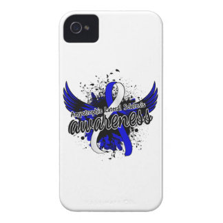 Amyotrophic Lateral Sclerosis Awareness 16 iPhone 4 Covers