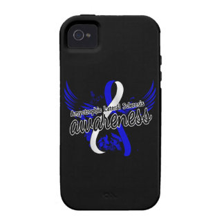 Amyotrophic Lateral Sclerosis Awareness 16 Case-Mate iPhone 4 Case