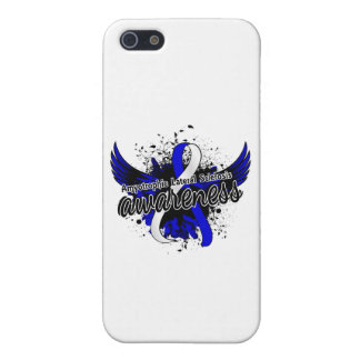 Amyotrophic Lateral Sclerosis Awareness 16 iPhone 5/5S Case
