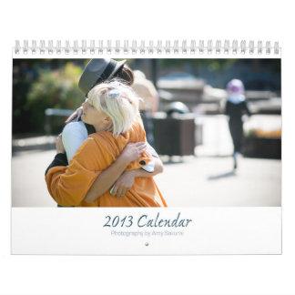 Amy's 2013 Photo Calendar