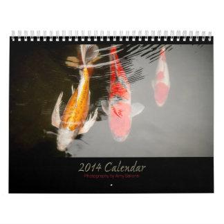 Amy's 2014 Photo Calendar