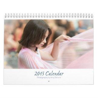 Amy's 2015 Photo Calendar