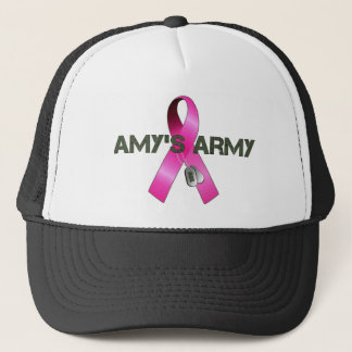 Amy's Army Shirts Trucker Hat