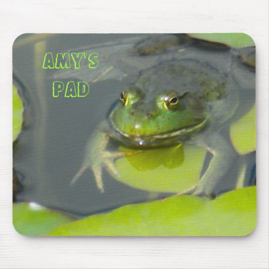 Amy's Pad Template Mouse Pad