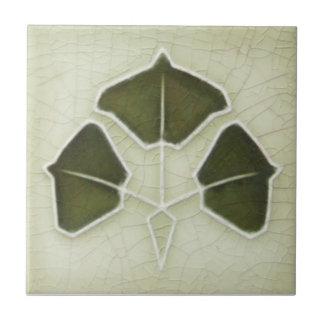 AN048 Art Nouveau Reproduction Antique Tile