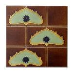 AN083 Art Nouveau Reproduction Antique Tile