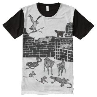 An Abode Of Jackals All-Over-Print T-Shirt