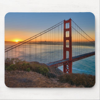 An absolutely stunning sunrise mouse pad