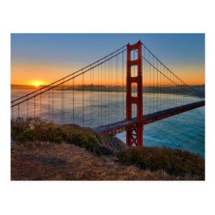 An absolutely stunning sunrise postcard