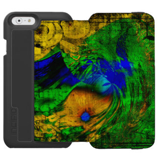 An Abstract Land iPhone 6/6s Wallet Case