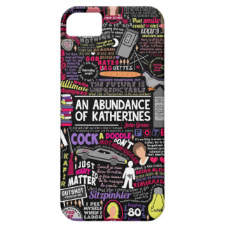 An Abundance of Katherines iPhone 5 Cases