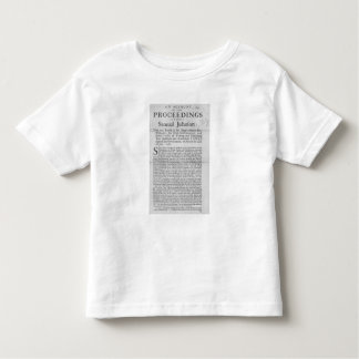 An Account of the Proceedings Tshirts