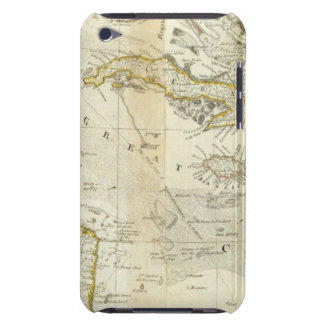 An Accurate Map Of North America Southern section iPod Touch Case