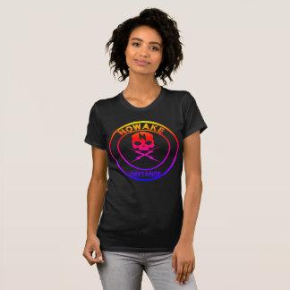 """An Act of Defiance"" Color Splash Women's Shirt"