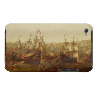 An Action between Spanish Ships and Barbary Galley Barely There iPod Cover