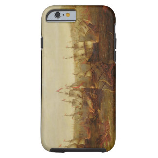 An Action between Spanish Ships and Barbary Galley Tough iPhone 6 Case