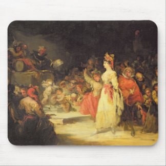 An Actress before the Inquisition (see also 58999) Mouse Pad