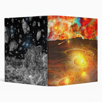 An Adolescent World with a View Binder