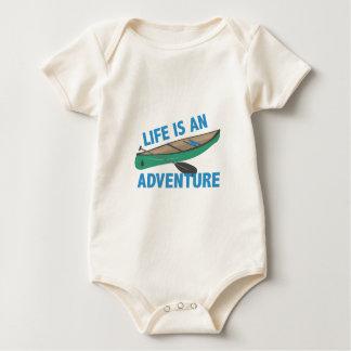 An Adventure Baby Bodysuit