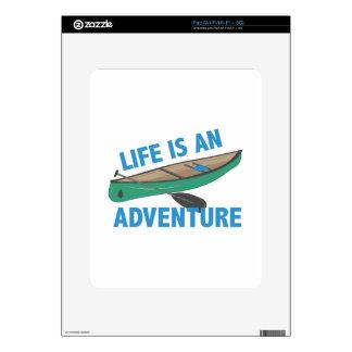 An Adventure iPad Decal