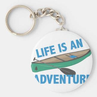 An Adventure Keychain
