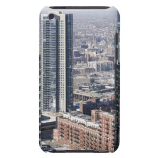 An aerial view of Chicago, looking northwest 2 Barely There iPod Case