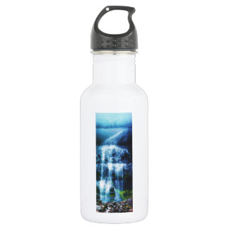 An Afternoon at Spray Falls Stainless Steel Water Bottle