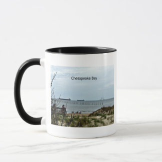 An afternoon on the Chesapeake Bay Mug