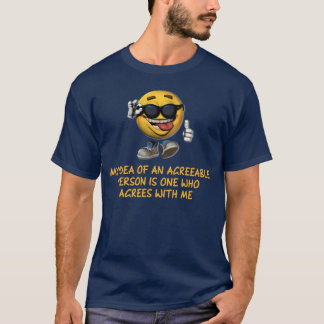 An Agreeable Person T-Shirt