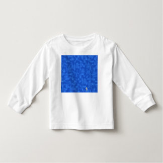 An albino fish larvae tee shirts