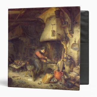 An Alchemist, 1611 Binder