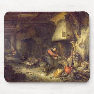 An Alchemist, 1611 Mouse Pad