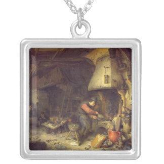An Alchemist 1611 Personalized Necklace