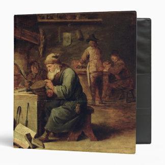 An Alchemist Binder