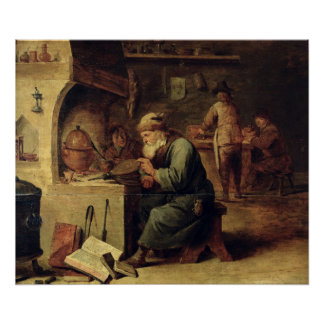An Alchemist Poster