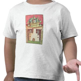 An alchemist's water-bath or bain-marie shirts
