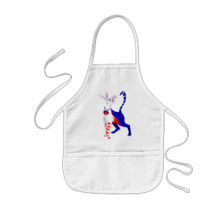 An All American Cat Aprons