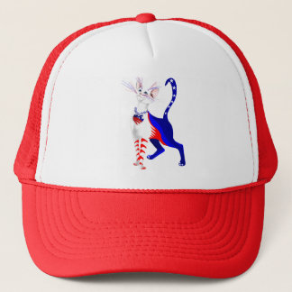 An All American Cat Hats