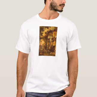 An Allegorical Painting of the Tomb of Lord Somers T-Shirt