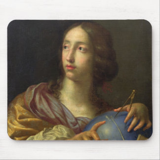 An Allegory of Astronomy Mouse Pad