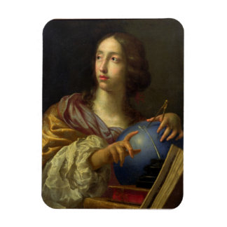 An Allegory of Astronomy Rectangular Magnets