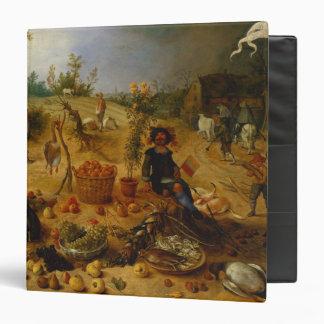 An Allegory of Autumn Binder