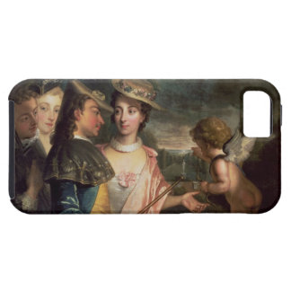 An Allegory of Courtship iPhone SE/5/5s Case