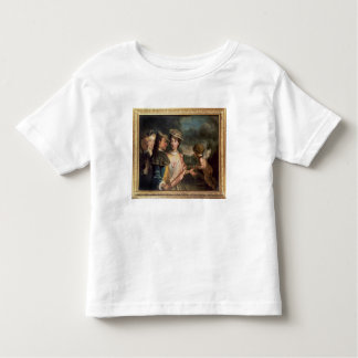 An Allegory of Courtship Toddler T-shirt