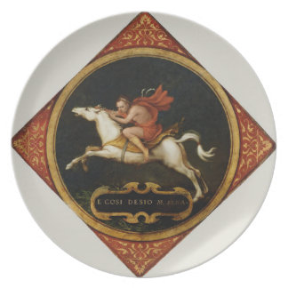 An Allegory of Passion Plates