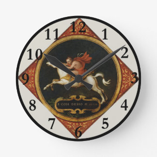 An Allegory of Passion Wallclock