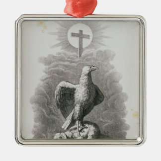 An Allegory of Rome Metal Ornament