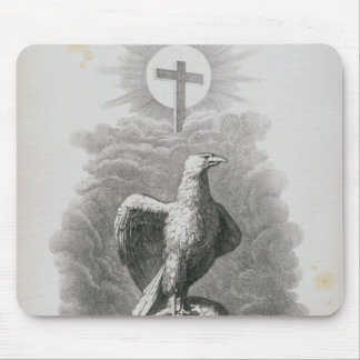 An Allegory of Rome Mouse Pad