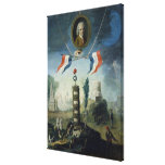 An Allegory of the Revolution Canvas Prints