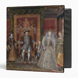 An Allegory of the Tudor Succession: The Family of Binder